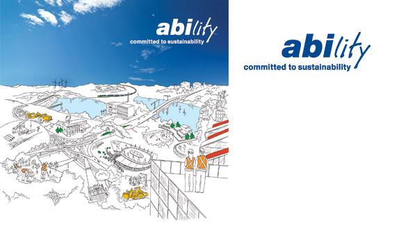 Abigroup sustainability brand